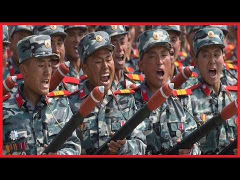 NORTH KOREAN MILITARY PHOTOS ARE SCARING THE ENTIRE PLANET