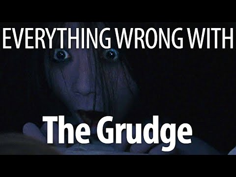 Everything Wrong with The Grudge (2004) in Gruuuuuuuuuuuuuudge Minutes