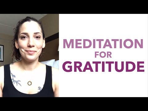 Meditation for Gratitude in Hard Times - How to Meditate for Beginners - BEXLIFE