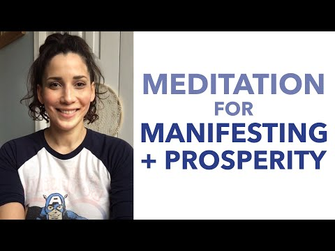 Meditation for Manifesting Peace and Prosperity - How to Meditate for Beginners - BEXLIFE