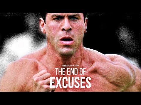 NO MORE EXCUSES - Powerful Motivational Video For 2020