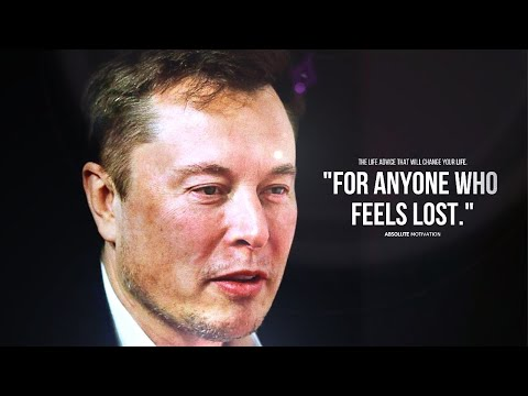 Elon Musk | YOU WILL NEVER LOOK AT LIFE THE SAME  (Motivational Video)