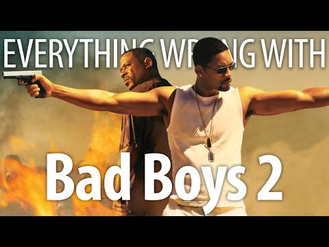 Everything Wrong With Bad Boys II In Woosah Minutes