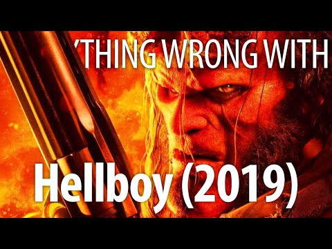 Everything Wrong With Hellboy (2019) In Wasted Opportunity Minutes