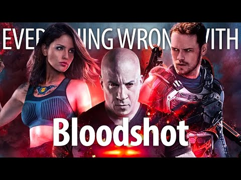 Everything Wrong With Bloodshot In 17 Minutes Or Less