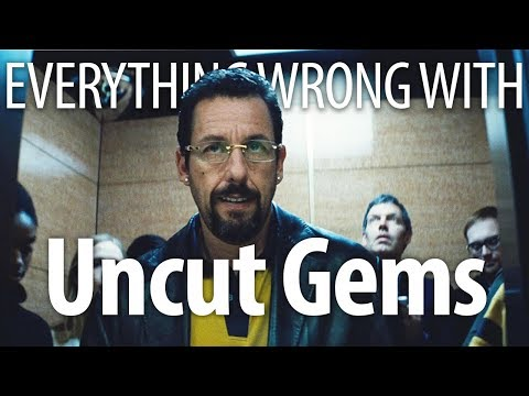 Everything Wrong With Uncut Gems In Very Anxious Minutes